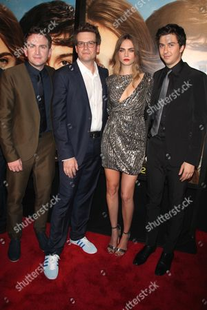 Editorial image of 'Paper Towns' film premiere, New York, America - 21 Jul 2015