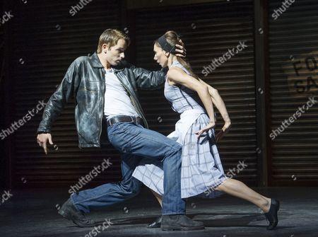Kate Lyons as Rita, Liam Mower as Angelo