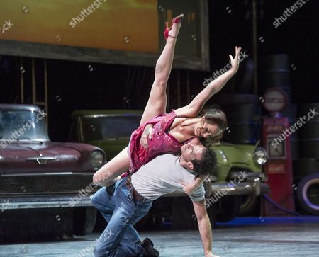 Editorial picture of 'The Car Man' Dance choreographed by Matthew Bourne performed at Sadler's Wells Theatre, London, UK, 16 Jul 2015