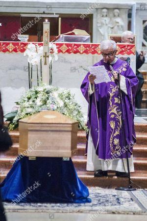 Editorial picture of Funeral of Elio Fiorucci, Milan, Italy - 22 Jul 2015