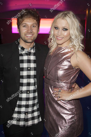 Steve Rushton (Will) and Amelia Lily Oliver (Whatshername)