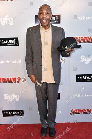 Editorial photo of 'Sharknado 3: Oh Hell no!' film premiere, Los Angeles, America - 22 Jul 2015