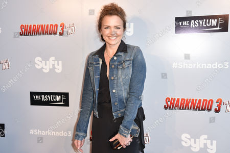 Stock Picture of Dina Meyer