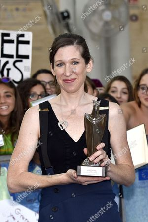 Lauren Kate receives Giffoni Experience Award 2015