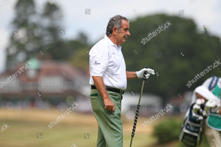 Editorial picture of The Senior Open Championship, Sunningdale - 23 Jul 2015