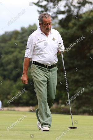 Stock Picture of Sam Torrance during The Senior Open Championship at Sunningdale Golf Club, Sunningdale