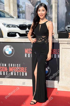 Editorial image of 'Mission: Impossible - Rogue Nation' film premiere, Vienna, Austria - 23 Jul 2015