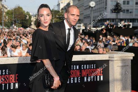 Editorial photo of 'Mission: Impossible - Rogue Nation' film premiere, Vienna, Austria - 23 Jul 2015