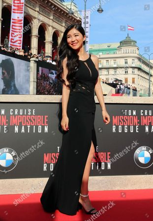 Stock Picture of Betty Zhou