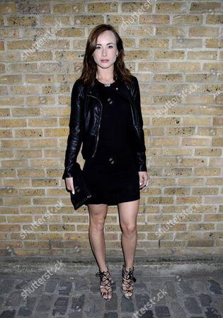 Stock Image of Imogen Leaver