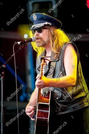 Julian Cope, former front man of 80s band Teardrop Explodes