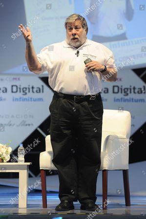 Editorial photo of Aldea Digital conference, Mexico City, Mexico - 24 Jul 2015