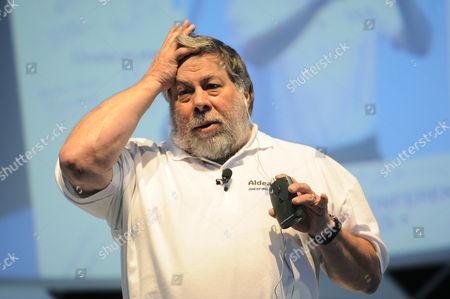 Stock Photo of Stephen Wozniak
