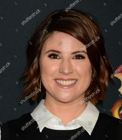 Stock Picture of Melanie Paxson