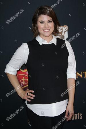 Editorial picture of 'Descendants' film premiere, Los Angeles, America - 24 Jul 2015