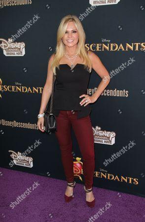 Editorial photo of 'Descendants' film premiere, Los Angeles, America - 24 Jul 2015
