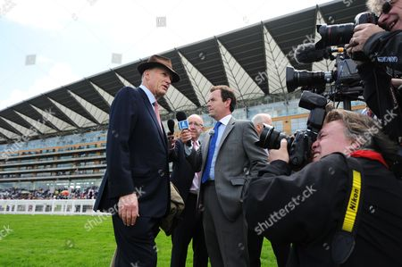 John Gosden talks to Nick Luck of Channel 4 Racing after withdrawing Golden Horn from the King George Stakes at Ascot.