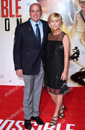 Don Granger and Lisa McRee