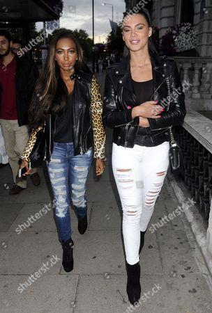 Aimee-Rose and Verity Chapman