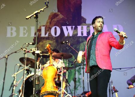 Stock Photo of Bellowhead