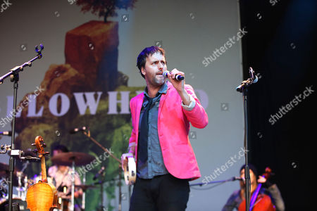 Stock Picture of Bellowhead