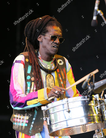 Editorial photo of Womad Festival, Charlton Park, Malmesbury, Wiltshire, Britain - 25 Jul 2015