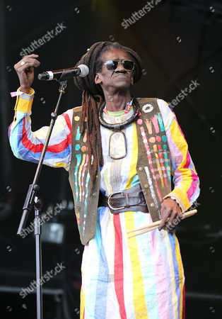 Stock Picture of Cheikh Lo
