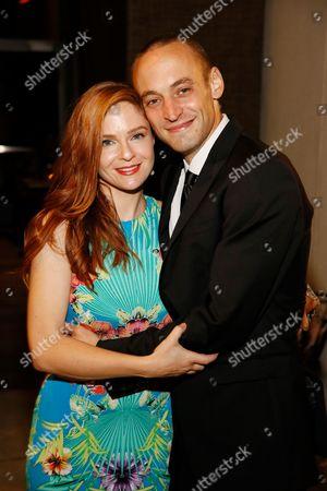 Shannon Lucio and Charlie Hofheimer