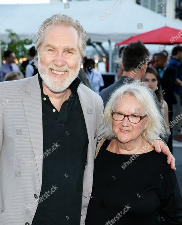 Harry Groener and Dawn Didawick