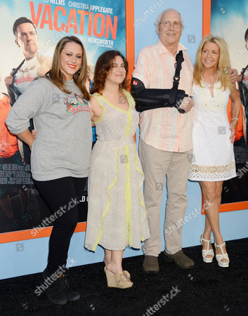 Chevy Chase Wife Jayni Chase Daughters Editorial Stock Photo Stock Image Shutterstock She attended the north hollywood high school. https www shutterstock com editorial image editorial vacation film premiere los angeles america 27 jul 2015 4915528ai