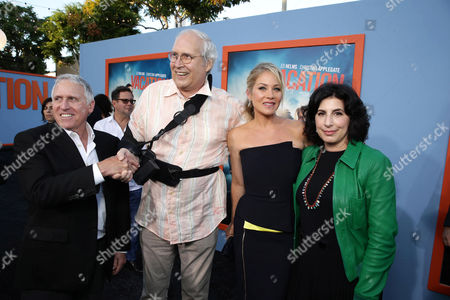 Dan Fellman, Chevy Chase, Christina Applegate, Sue Kroll