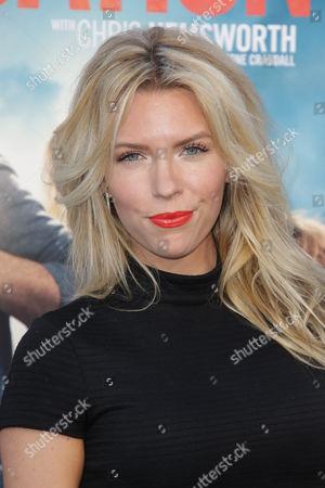 Stock Photo of Kirstin Ford