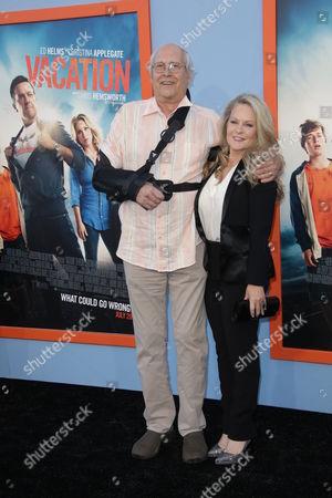 Editorial photo of 'Vacation' film premiere, Los Angeles, America - 27 Jul 2015