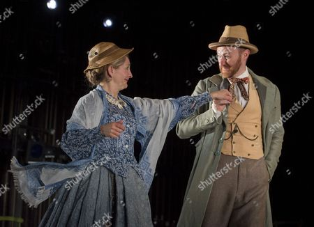 Debra Gillett as Lizaveta, Mark Gatiss as Shpigelsky