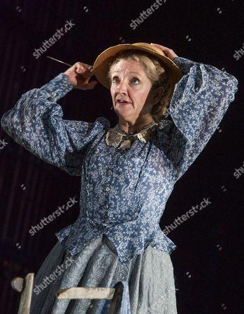 Debra Gillett as Lizaveta,
