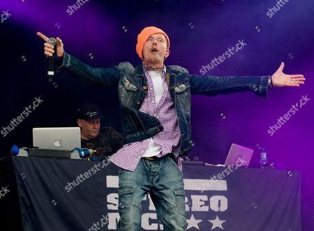 Stereo MC's - Nick Hallam stage name The Head