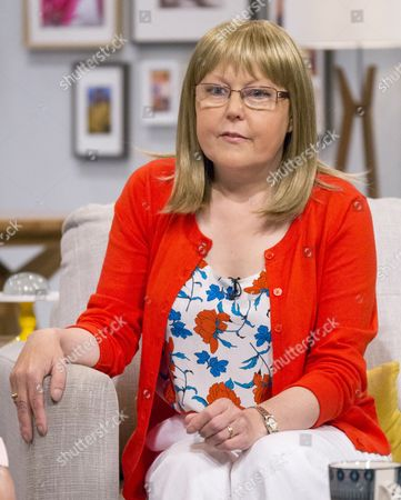 Editorial image of 'Lorraine' ITV TV Programme, London, Britain - 28 Jul 2015