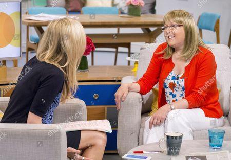 Editorial picture of 'Lorraine' ITV TV Programme, London, Britain - 28 Jul 2015