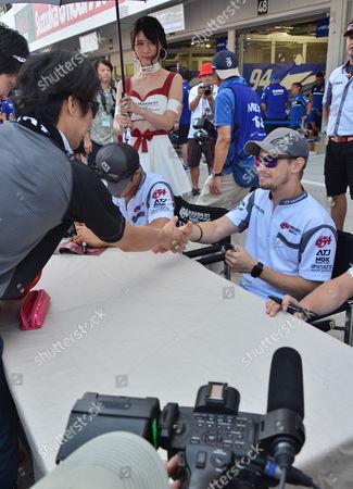 Editorial picture of 38th Suzuka 8 hours FIM Endurance World Championship, Suzuka Circuit, Mie Prefecture, Japan - 25 Jul 2015