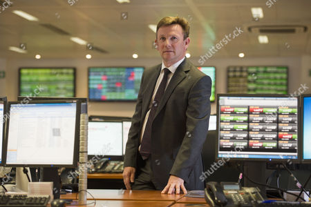Stock Image of Mark Horgan CEO of 'Moneycorp' one of Britain's leading foreign exchange businesses