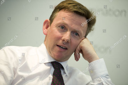 Stock Picture of Mark Horgan CEO of 'Moneycorp' one of Britain's leading foreign exchange businesses
