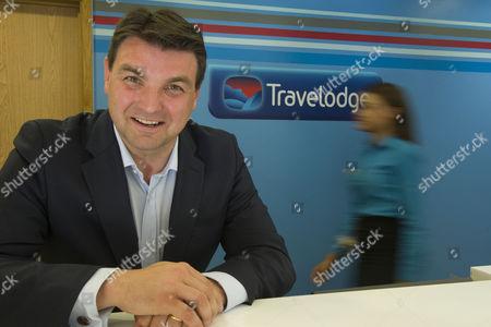 Editorial picture of Peter Gowers , Travelodge Hotel,  Waterloo Road, London Britian - 30 Jun 2015
