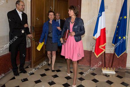 Clotilde Valter, Marisol Touraine