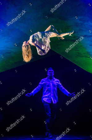 Editorial photo of 'Impossible' magic show photocall, London- 28 July 2015