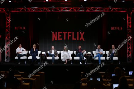Gary Alazraki, Melissa Rosenberg, Steven DeKnight, Marta Kauffman, Michael Showalter, Raphael Bob-Waksberg, Glenn Kessler
