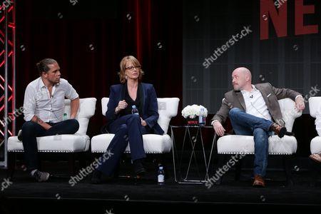 Gary Alazraki, Melissa Rosenberg, Steven DeKnight