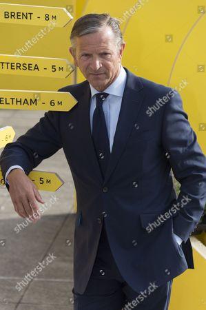 Marc Bolland Marks & Spencer CEO