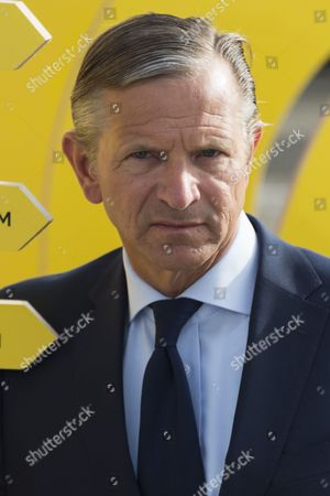 Stock Image of Marc Bolland Marks & Spencer CEO