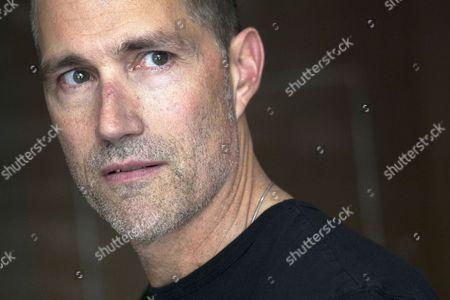 Editorial photo of Matthew Fox in Madrid, Spain - 28 Jul 2015