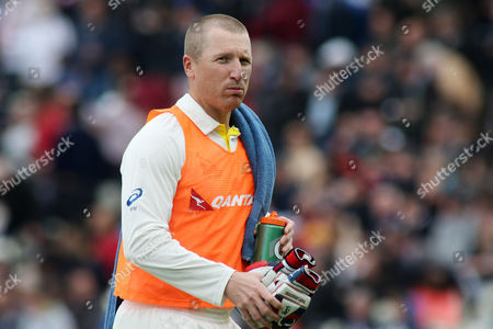 Editorial image of Cricket - Ashes Tour 2015 Third Investec Test - England v Australia Day One Edgbaston, Birmingham, United Kingdom - 29 Jul 2015